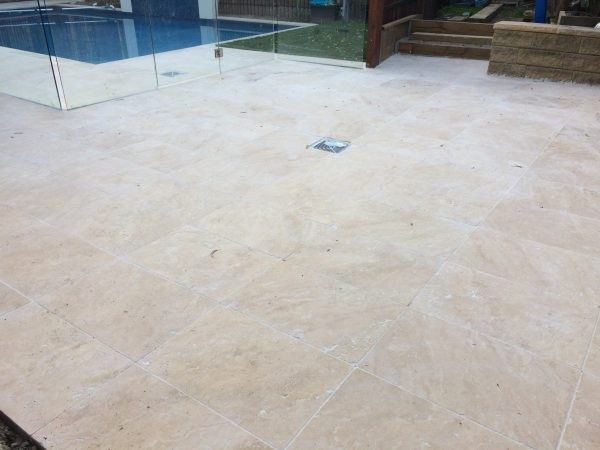 Classic Travertine Unfilled And Tumbled