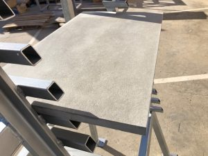 Suede Porcelain - Coping