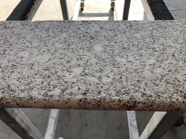 Angel White - Granite Coping