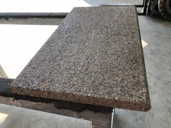 Choco Brown - Granite Coping