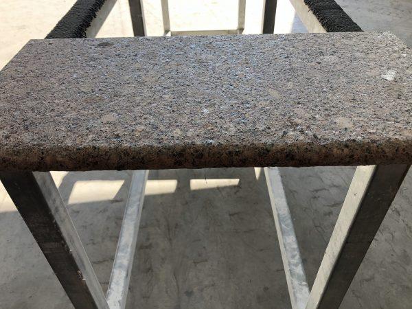 Copper Silk - Granite Coping
