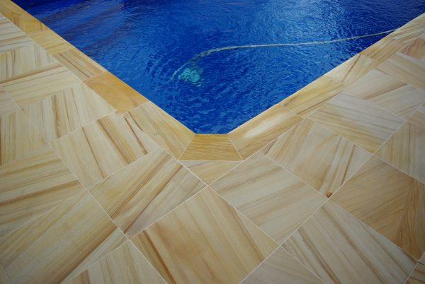 Teakwood Sandstone Honed