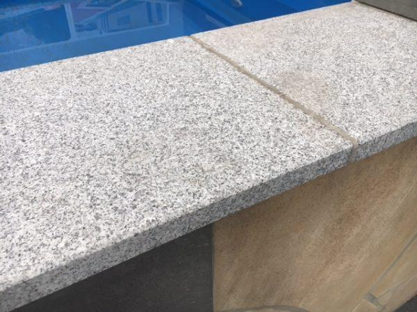Peppermint - Granite Coping