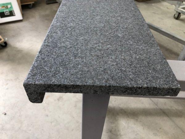 Midnight Black - Granite Coping