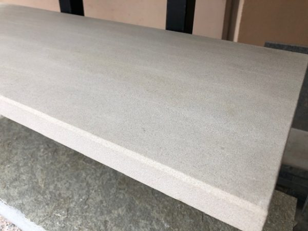 Suede Sand Honed - Sandstone Pool Coping
